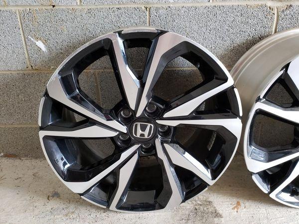 Honda civic si 18 inch 5x114.3 rims