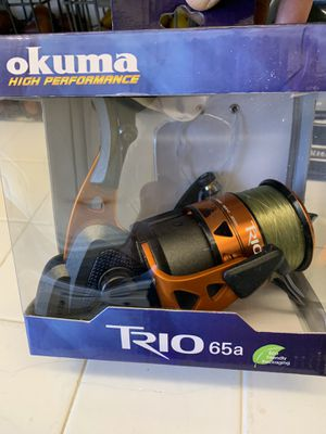 OKUMA TRIO 65a SALTWATER REEL for Sale in Tustin, CA
