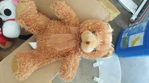 Teddy bear plush toy for Sale in Arlington, TX