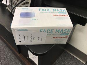 Face Mask open case $2.50 per box for Sale in La Puente, CA