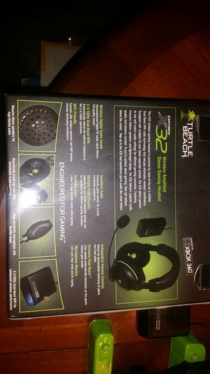 Gaming headset Turtle Beach X-32 for Sale in Philadelphia, PA