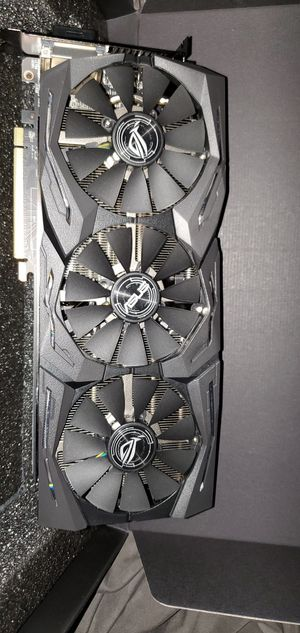 ASUS ROG Strix Rx580 Gaming Graphics Card for Sale in Louisville, KY