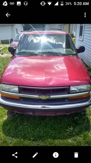 2000 Chevy blazer for Sale in Canton, OH