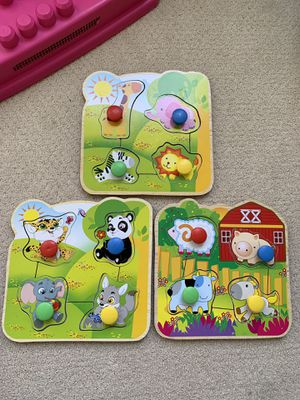 Kids puzzles for Sale in Hollywood, FL