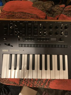 Korg Monologue for Sale in New York, NY