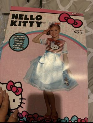 Hello kitty costume for Sale in Las Vegas, NV