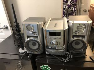Radio Stereo/CD System for Sale in Rockville, MD