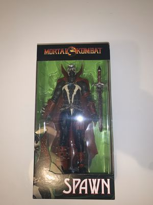 McFarlane toys spawn mortal kombat figure for Sale in Fort Lauderdale, FL