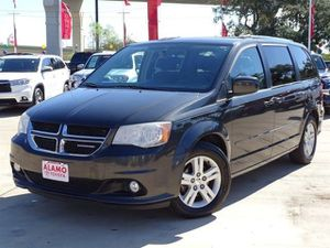 2011 Dodge Grand Caravan Crew for Sale in San Antonio, TX