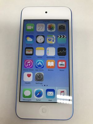 Apple iPod 6th Gen 32gb Blue with accessories and box for Sale in Tustin, CA