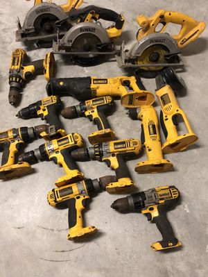 DEWALT Power Tools for Sale in Miami, FL