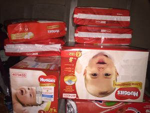 Huggies/pull-ups/pampers diapers & wipes for Sale in Colorado Springs, CO