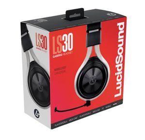 Lucidsoud LS30 wireless gaming headset for Sale in Monterey, CA