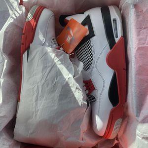 Retro Jordan 4 Fire Red Size 13 for Sale in Huntsville, AL