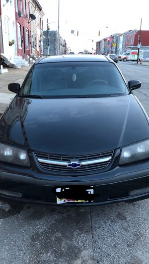 03 Chevy impala , 05 Acura CL for Sale in Baltimore, MD