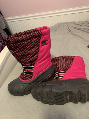 Sorel snow boots. for Sale in Rancho Cucamonga, CA