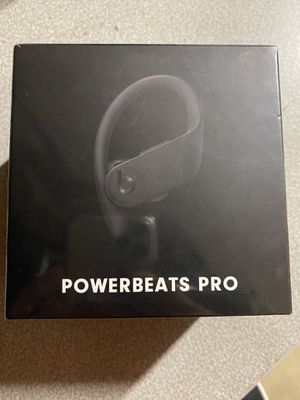 Powerbeats PRO (BRAND NEW; UNOPENED) for Sale in Raleigh, NC
