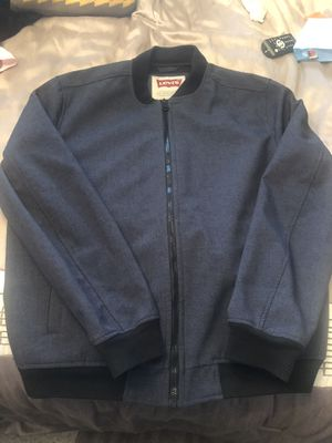 OFFICAL LEVI JACKET NICE SPRING GEAR! $50 for Sale in Wahneta, FL