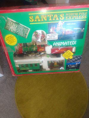 Remote control Santa express payed $250 older set for Sale in Alexandria, VA