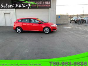 2016 Ford Focus for Sale in Hesperia, CA