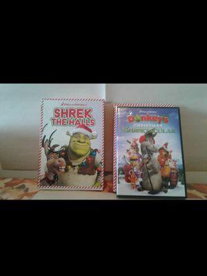 Shrek movies for Sale in Virginia Beach, VA