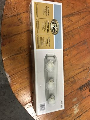 Brand new light fixture for Sale in Cleveland, OH
