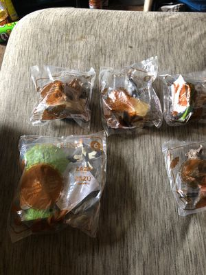 McDonald's Lion king toy collection for Sale in Baldwin Park, CA