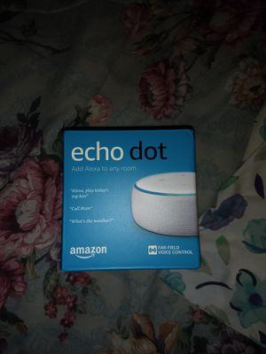 Brand New Amazon dot 3 for Sale in Maynard, MA