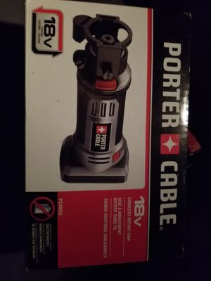 Porter Cable 18V Rotary Saw NEW in package. for Sale in Hilliard, OH