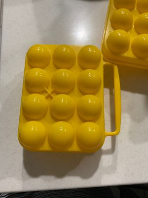 Egg Carrier for camping for Sale in Miami, FL