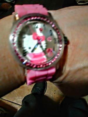 New hello kitty watch for Sale in Modesto, CA