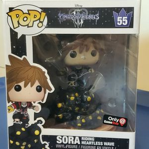 Sora And Heartless Wave Kingdom Hearts 3 Large Pop for Sale in Edgewood, MD