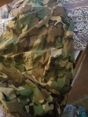 Gore-Tex camouflage waterproof sleeping bag cover for Sale in Virginia Beach, VA