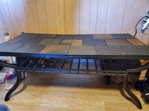 Stone coffee table 200 or best offer. Pick up only. for Sale in Jersey Shore, PA