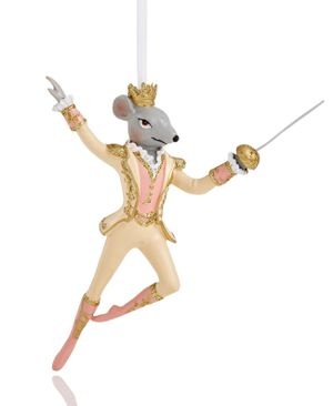 Holiday Lane Ballet Fairytale Mouse Nutcracker Ornament for Sale in Norfolk, VA