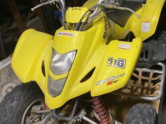 2004 Ltz 400 Suzuki for Sale in West Covina,  CA