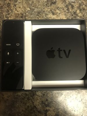 Apple TV (w box) for Sale in Baltimore, MD