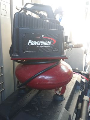 Powermate 1 gal. Air compressor for Sale in Indianapolis, IN