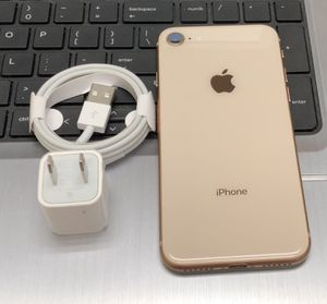 iPhone 8 64GB Factory Unlocked-Gold for Sale in New York, NY
