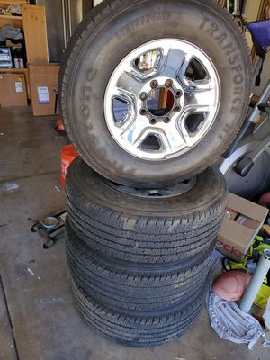 Tires and rims for Sale in Sacramento, CA