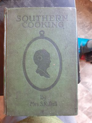 1931 Signed first edition southern cooking book for Sale in Richland, WA