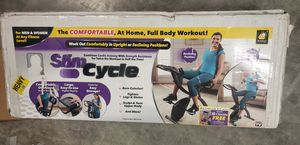 SlimCycle exercise bike set for Sale in Pompano Beach, FL