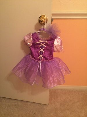 Rapunzel/Tangled Halloween costume for Sale in Humble, TX