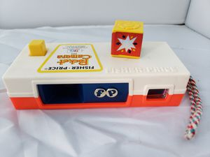 Vintage Fisher price toy camera for Sale in Menomonee Falls, WI