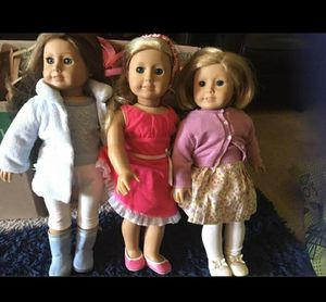 American girl doll for Sale in Darien, IL