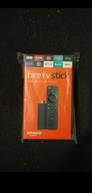 Fire TV Stick new for Sale in Bothell, WA