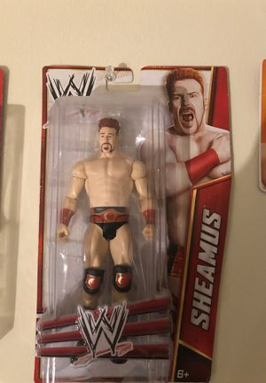 Sheamus Wrestling Figure for Sale in Fairfax, VA