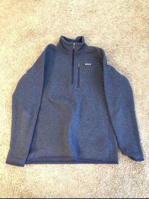 Patagonia Better Sweater Men Medium for Sale in Chesapeake, VA
