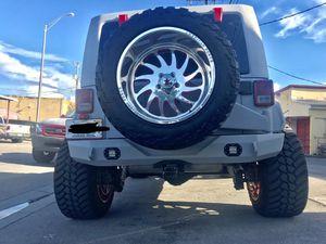 Jeep Wrangler Hammerhead Rear Bumper for Sale in North Miami, FL