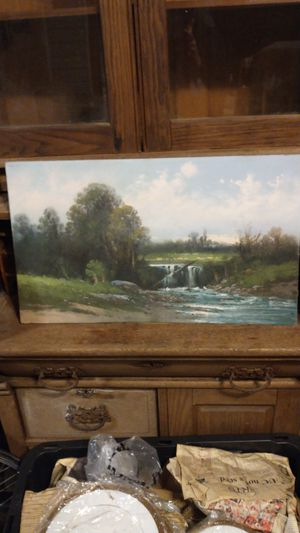 Landscape painting for Sale in Hamilton, OH